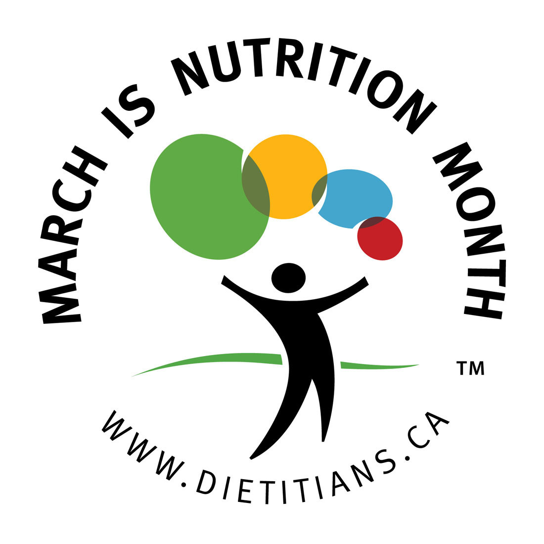 DIETITIANS OF CANADA - March is Nutrition Month
